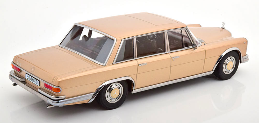 180603 Mercedes 600 1/18 KK-Scale