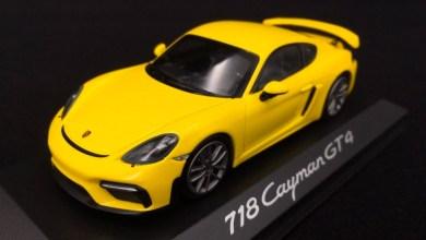 1/43 Porsche 718 Cayman GT4