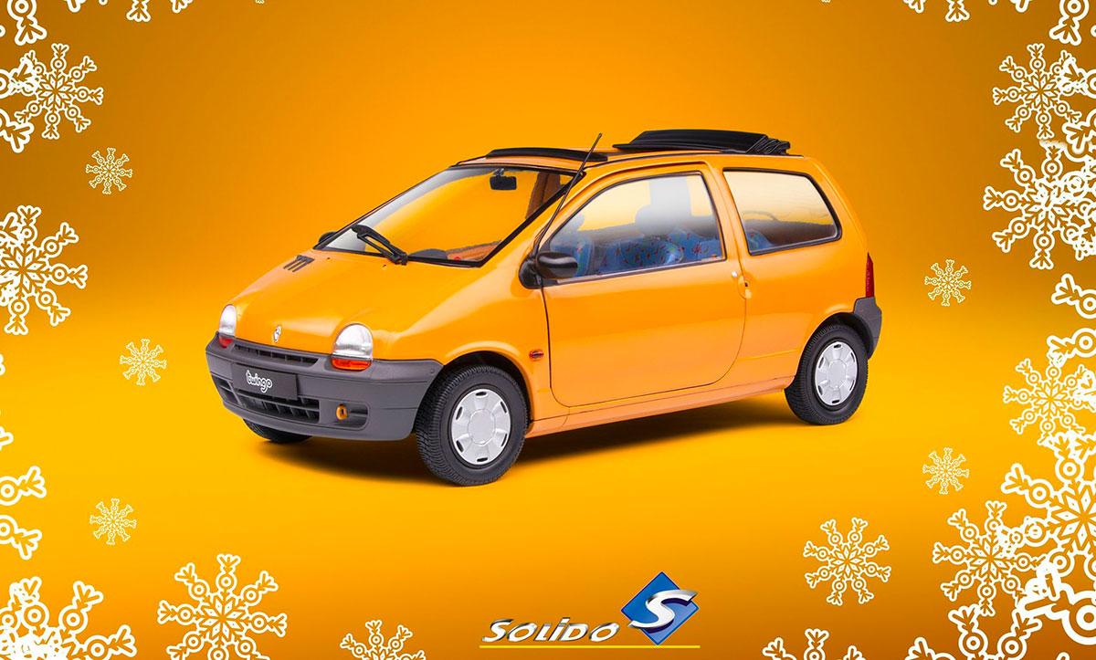 Renault Twingo Solido découvrable