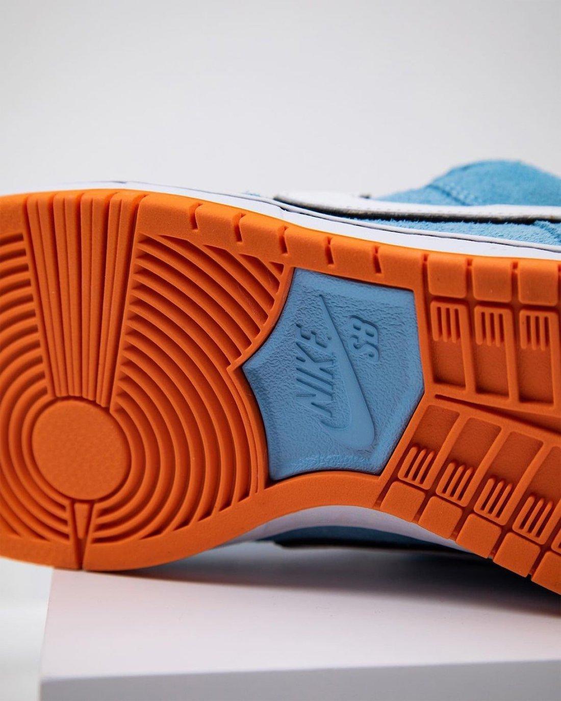 Nike Gulf semelle