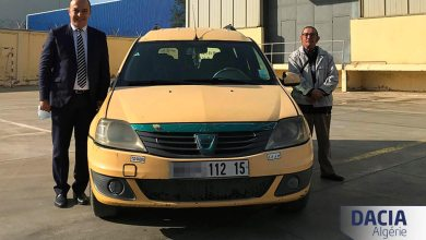 Dacia Logan MCV million kilometres