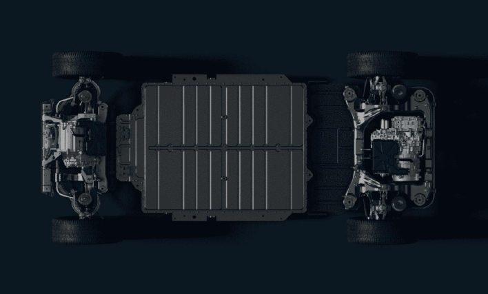 NIO ET7 batterie 150 kWh