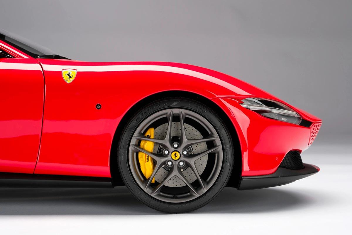 1/8 Ferrari Roma jantes