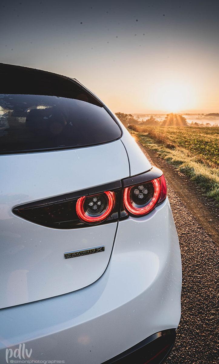 Feu LED 3D Mazda 3