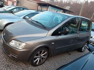 Fiat Multipla 1998 option gratuite