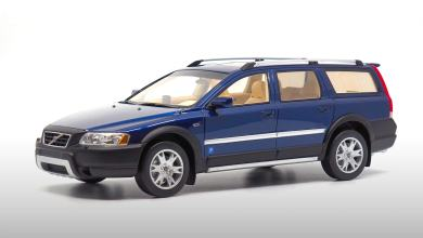 1/18 Volvo XC70 Ocean Race DNA
