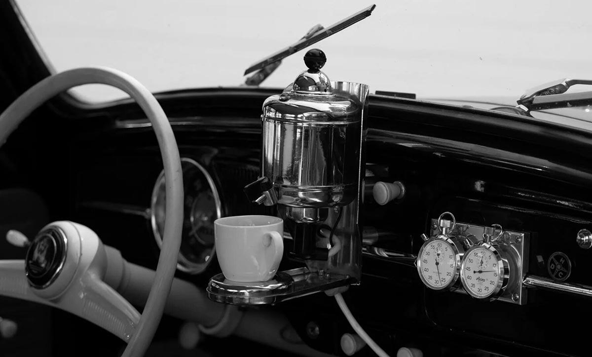 Hertella Koffee Kaffemaschine