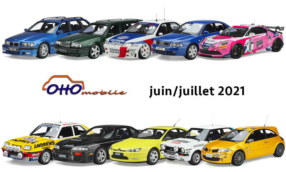 OttOmobile juin juillet 2021