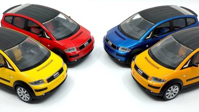 1/18 Audi A2 Color Storm DNA Collectibles