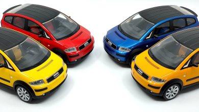 1/18 Audi A2 Color Storm DNA Collectibles