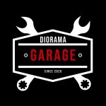 Garage Diorama logo