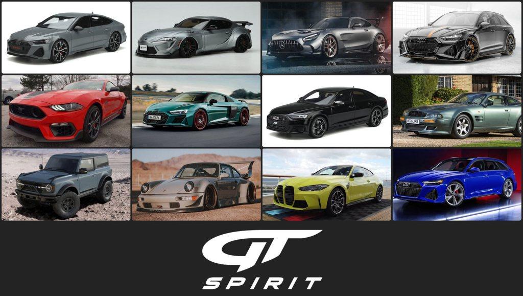 GT Spirit nouveautés octobre novembre 2021