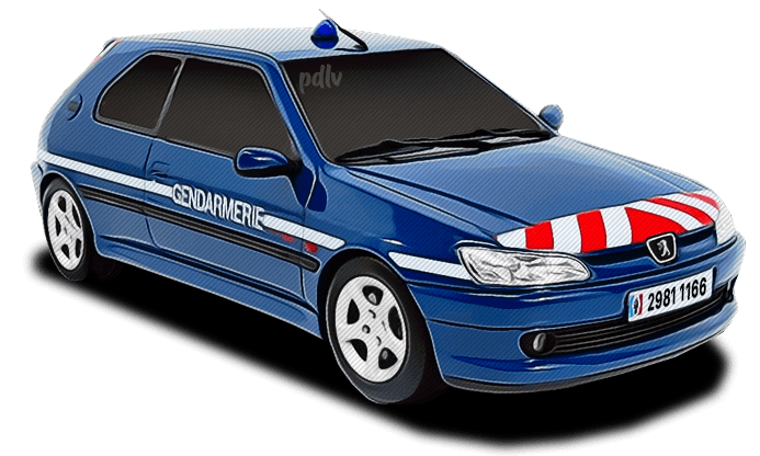 Peugeot 306 Gendarmerie 29811166