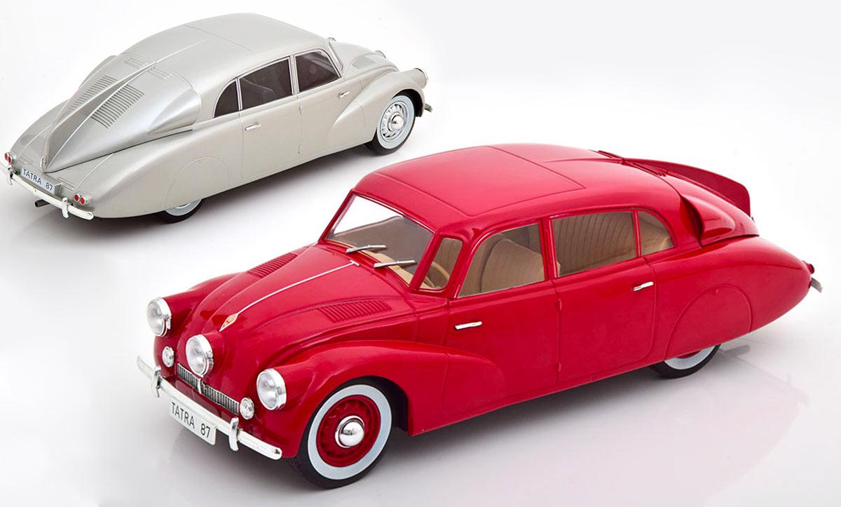 1/18 Tatra 87 MCG