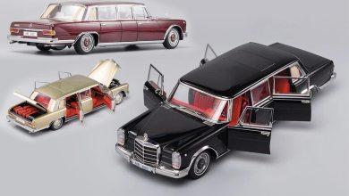 1/18 Mercedes 600 Pullman Kengfai