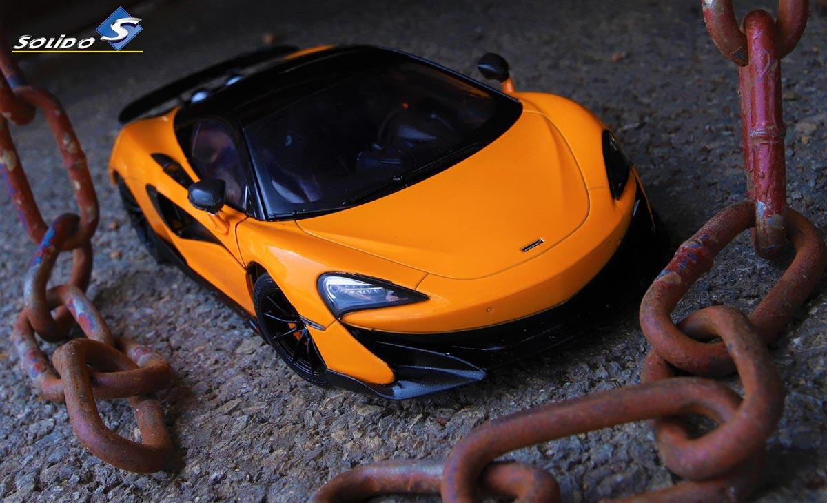 1/18 McLaren 600LT Solido
