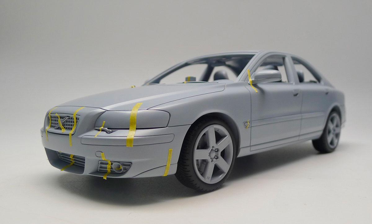 1/18 Volvo S60 R
