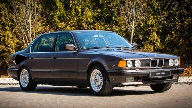 BMW Série 7 V16