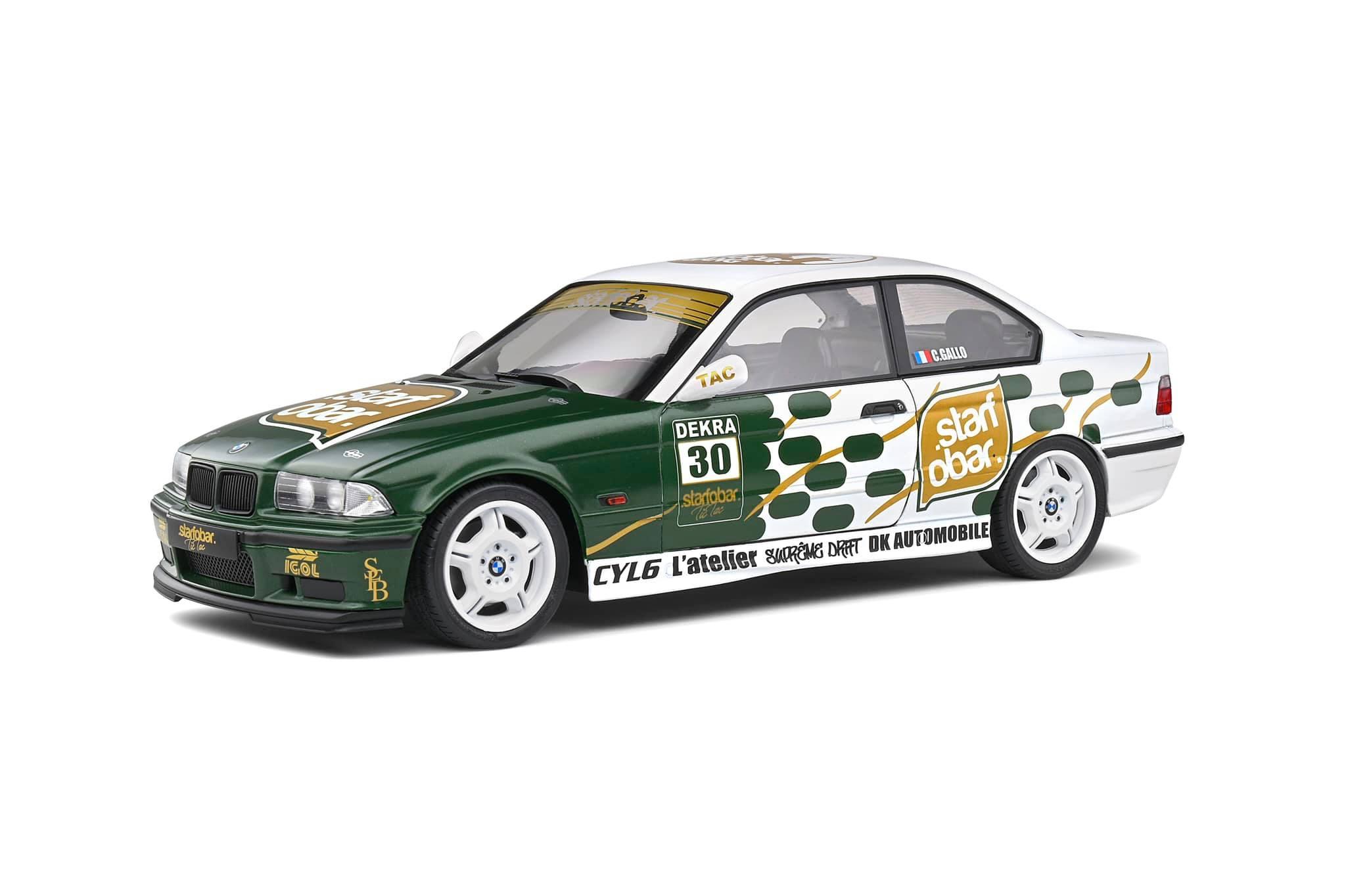 1/18 BMW M3 E36 Starfobar