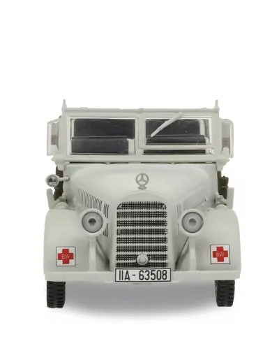 Mercedes Type G5 (W152)