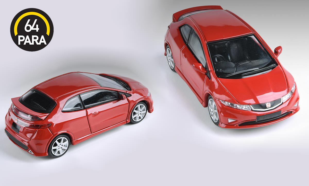 1/64 Honda Civic Type R FN2 Paragon