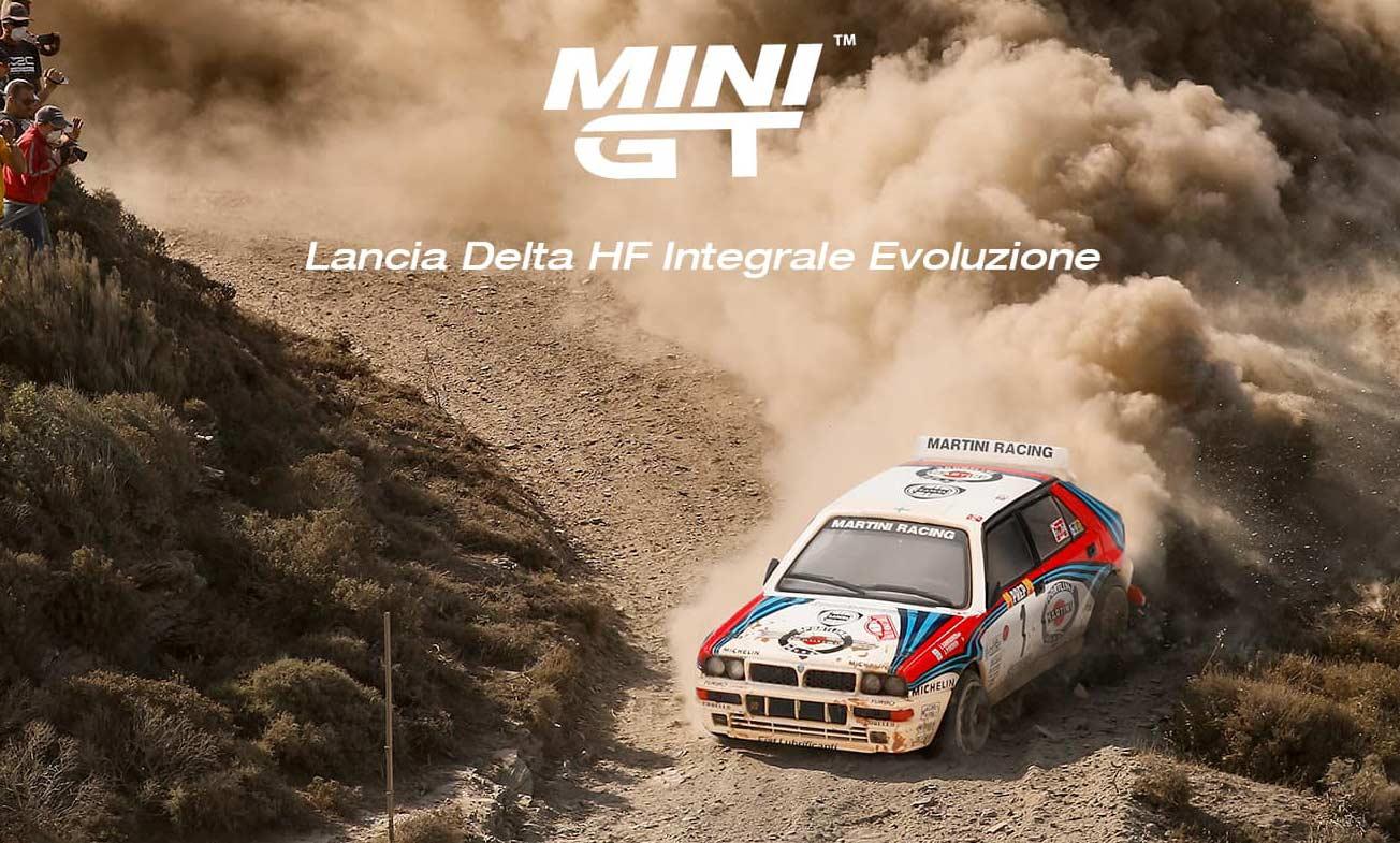 1/64 Lancia Delta HF Integrale