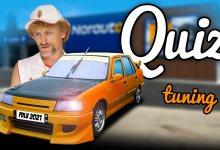 Quiz tuning gratuit