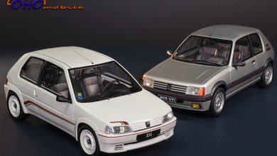 1/12 OttOmobile Peugeot