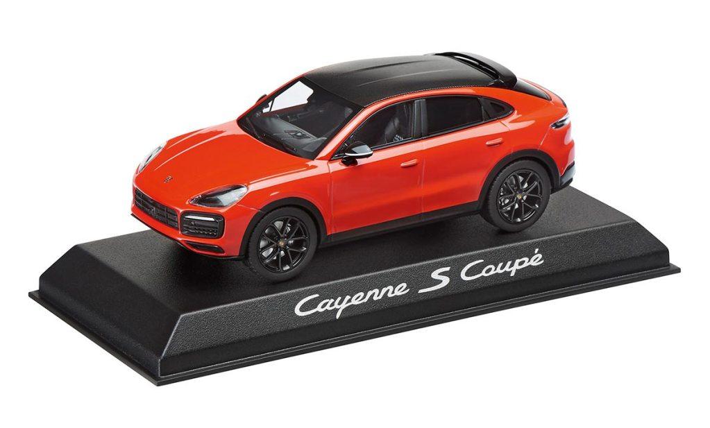 1/43 Porsche Cayenne S coupé