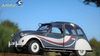 1/18 Citroën 2 CV Chic