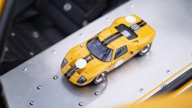 1/18 Ford GT40 Benjamin Workshop