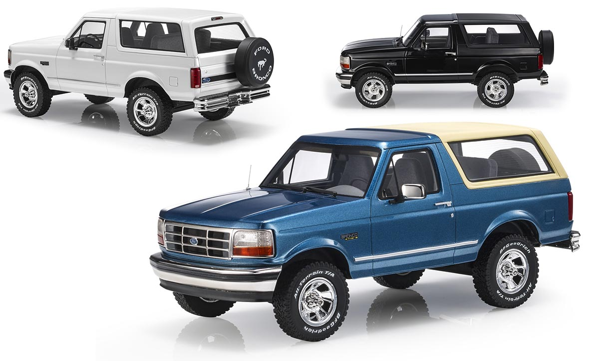 LS Collectibles Ford Bronco