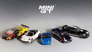 1/64 Nouveautés Mini GT