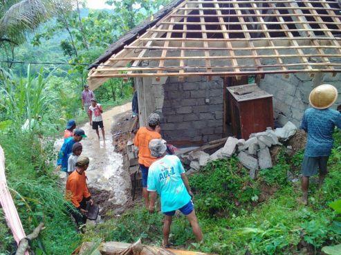 Muhamamdiyah Peduli Bencana di Gunungkidul dan Sekitarnya 16