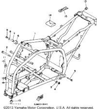 1989 Yamaha BLASTER (YFS200W) OEM Parts, Babbitts Online