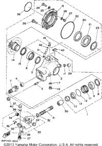 Yamaha Waverunner Fuel Filter, Yamaha, Free Engine Image
