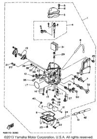 1994 Yamaha BIG BEAR 4WD (YFM350FWF) OEM Parts, Babbitts