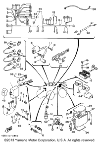 Kodiak Atv Wiring Diagram Yamaha Razz Parts Diagram Wiring