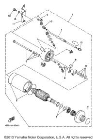 1998 Yamaha TIMBERWOLF (YFB250UK) OEM Parts, Babbitts Online