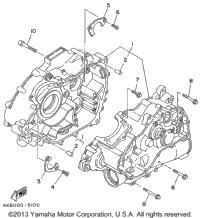 1999 Yamaha KODIAK 4WD (YFM400FWBL) OEM Parts, Babbitts Online