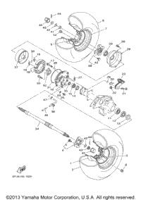 2001 Yamaha BIG BEAR 4WD (YFM400FN) OEM Parts, Babbitts