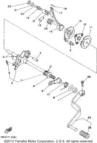 2002 Yamaha BEAR TRACKER 2WD (YFM250XP) Carburetor