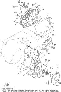 2002 Yamaha WARRIOR (YFM350XP) OEM Parts, Babbitts Online