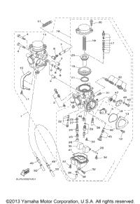 2002 Yamaha 660R RAPTOR (YFM660RP) OEM Parts, Ronnie's
