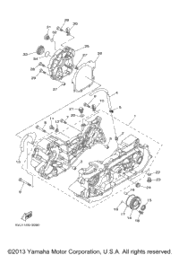 2003 Yamaha BREEZE (YFA1R) OEM Parts, Powersports Discount