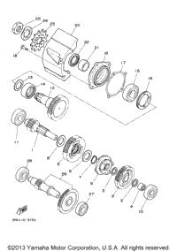 Grizzly 660 Carburetor Diagram Yamaha Raptor 660 Engine
