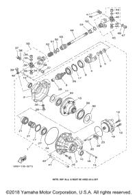 2003 Yamaha KODIAK 450 4WD (YFM450FAR) OEM Parts, Babbitts