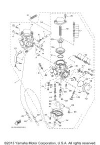 Yamaha Raptor 80 Carburetor Diagram Yamaha Raptor 80