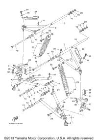 2003 Yamaha RAPTOR 660R (YFM660RR) OEM Parts, Babbitts Online