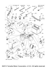 2005 Yamaha KODIAK 450 4WD (YFM45FAT) OEM Parts, Ron Ayers